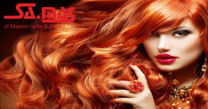 SA.MAS offerta vendita prodotti per capelli - occasione parrucche in fibra per chemioterapici