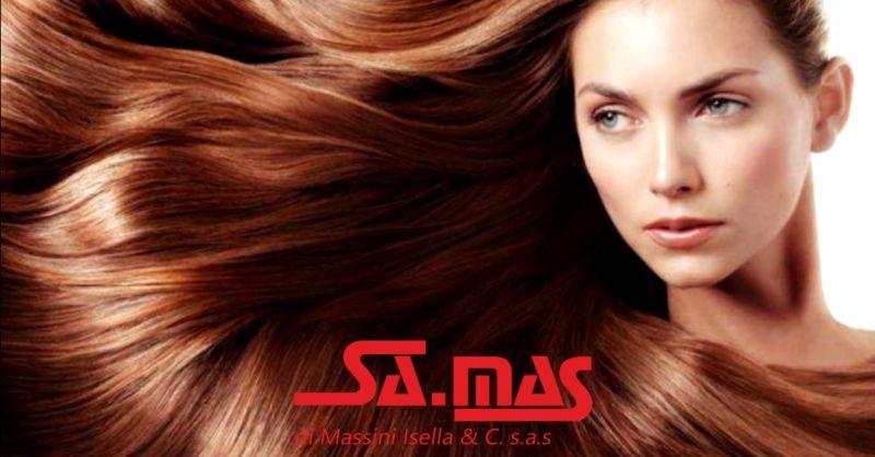 SA.MAS offerta parrucche di capelli naturali - occasione toupet per uomo e donna  a Piacenza