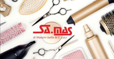 sa mas offerta forniture per parrucchieri occasione attrezzature per parrucchieri a piacenza
