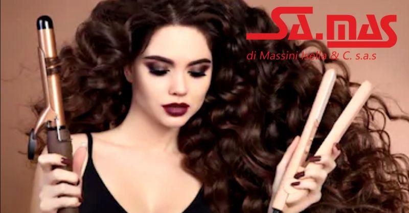 SA.MAS offerta piastre per capelli professionali - occasione accessori per capelli a Piacenza