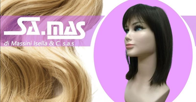 Offerta vendita parrucche capelli veri Piacenza - Occasione parrucche naturali su misura Piacenza