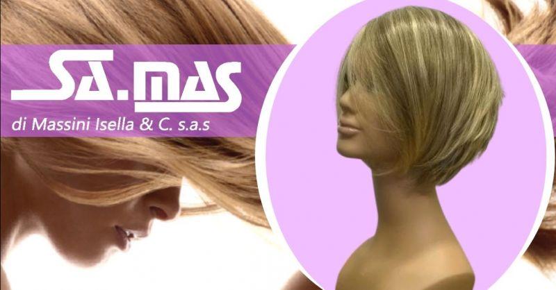 Offerta parrucche sintetiche che sembrano vere Piacenza - Occasione vendita parrucche sintetiche alta qualità