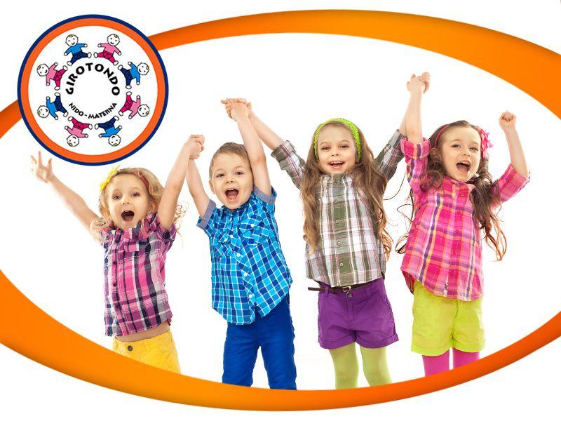 offerta scuola dellinfanzia promozione scuola materna privata girotondo