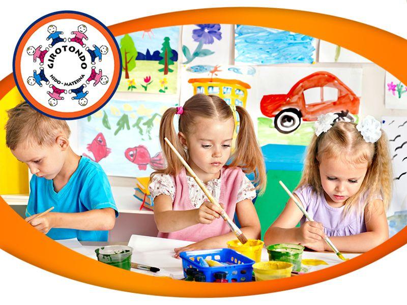 offerta asilo nido privato promozione asilo nido per bambini da 1 a 3 anni girotondo