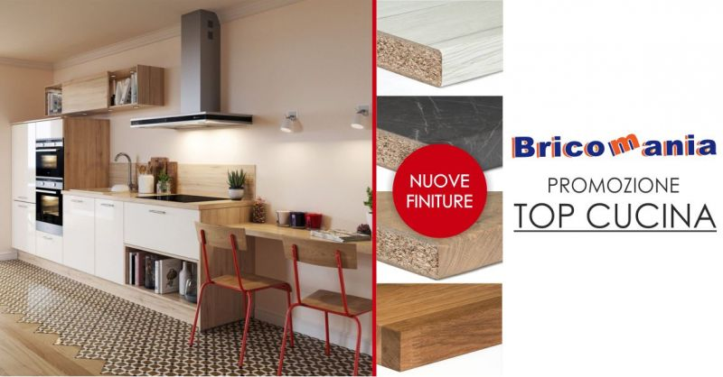 BricoMania Oristano - promozione top cucina in vero legno