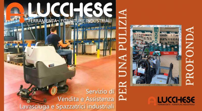 Occasione vendita lavasciuga pavimenti industriali a Pordenone – offerta ferramenta a Pordenone
