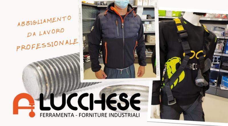 Vendita abbigliamento da lavoro UPOWER a Pordenone – offerta attrezzature da lavoro Petzl a Pordenone
