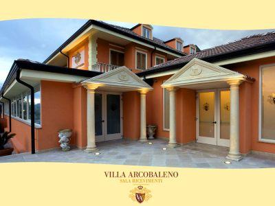 promozione hotel per matrimoni offerta ricevimento nuziale villa arcobaleno