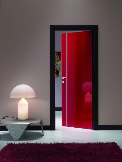 edil porte trovi porta isomax collezione lucida modello r3v promo