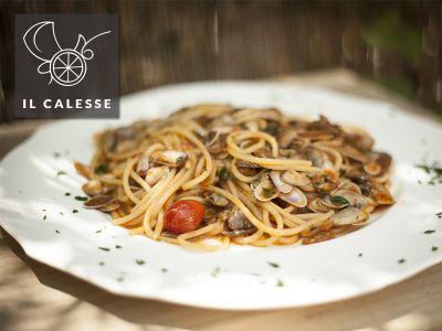 offerta primi piatti di mare promozione primi piatti di terra ristorante il calesse