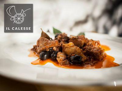 offerta secondi piatti carne promozione secondi piatti pesce ristorante il calesse