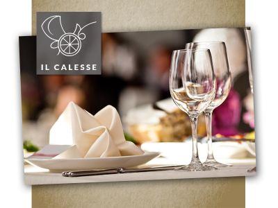 offerta pranzo di pasqua promozione menu di pasqua ristorante il calesse