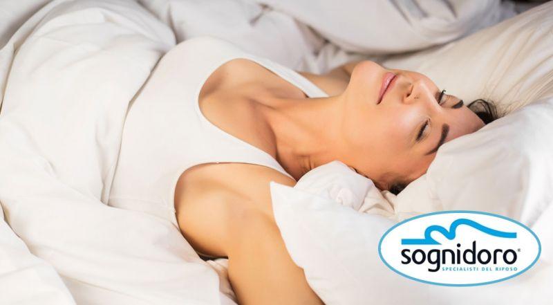 offerta vendita materasso guanciale - promozione vendita letti reti accessori relax