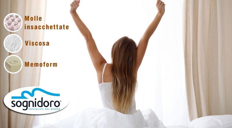 Offerta materasso Sonno Sanity Cosenza – Promozione materasso memoform Cosenza