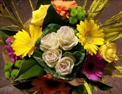 piante e fiori addobbi bouquet siena jack di fiori