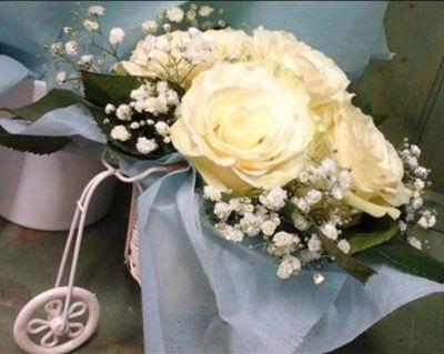 composizioni floreali per battesimi nascite comunioni siena jack di fiori