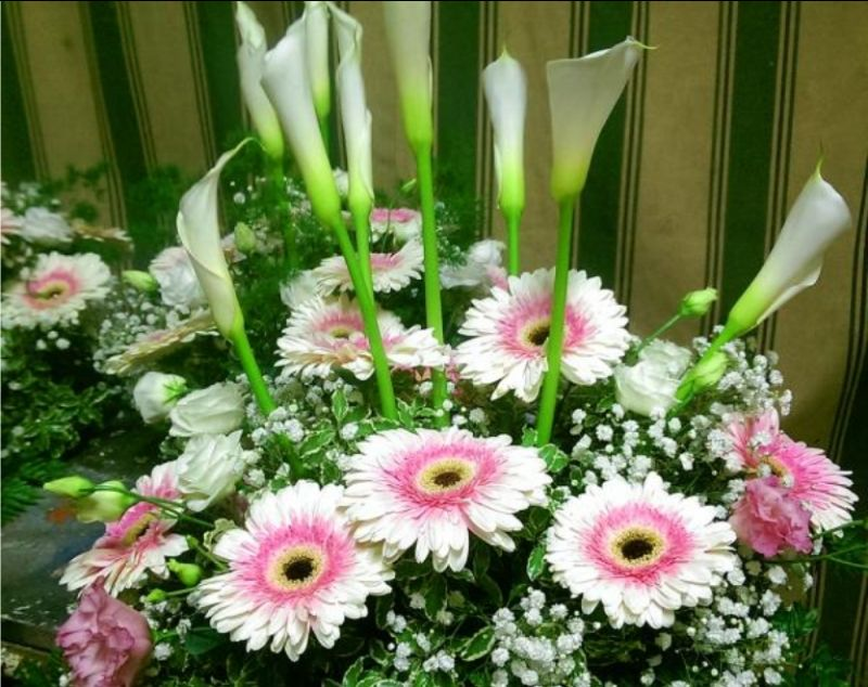 Promozione composizioni floreali siena