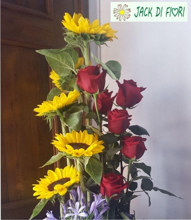 Promozione vendita di fiori freschi e piante a Siena