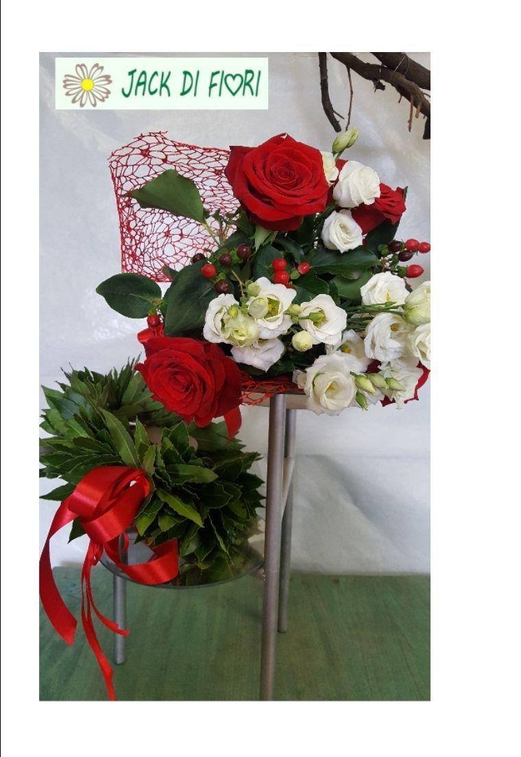 JACK DI FIORI offerta fiori per laureati a Siena - Promozione piante e fiori cerimonie