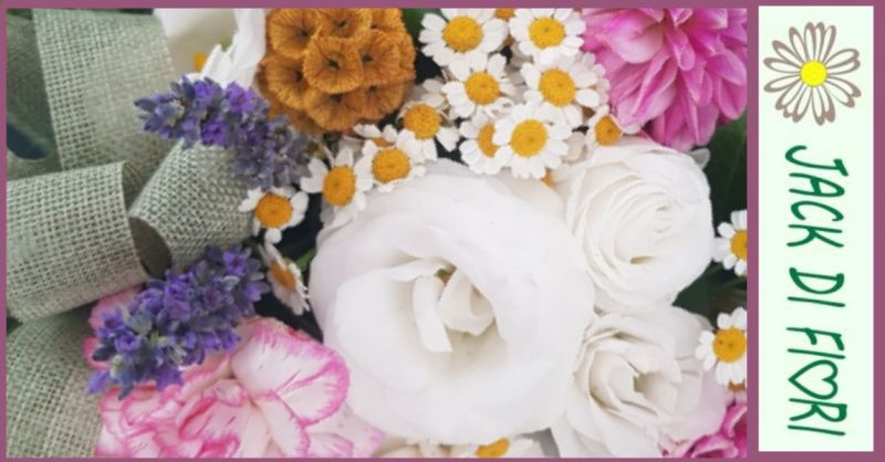 JACK DI FIORI – offerta bouquet originali e creazioni floreali per cerimonie ed eventi