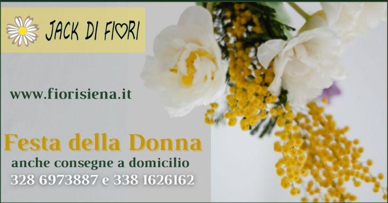 occasione consegna fiori a domicilio per la Festa della donna - JACK DI FIORI