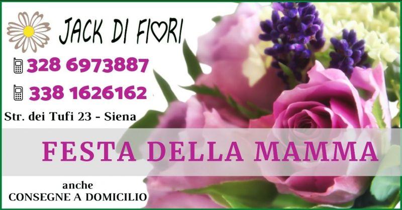 offerta regali floreali e consegna a domicilio fiori per la Festa della Mamma - JACK DI FIORI