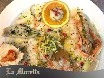 triologia di pesce ancona
