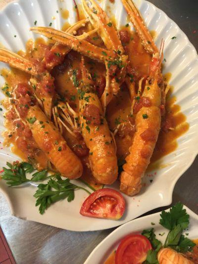 ristorante specialita pesce ancona