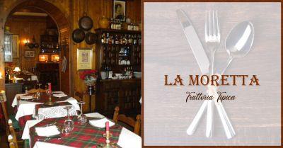 la moretta offerta trattoria tipica ancona occasione ristorante specialita marchigiane