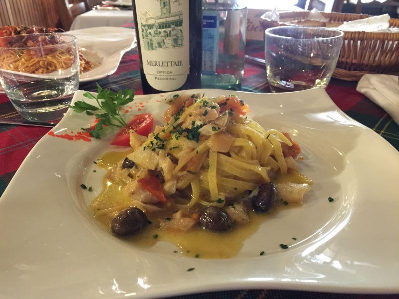 Ristorante romantico Ancona , Trattoria specialita' pesce ancona , Trattoria specialita' carne Ancona