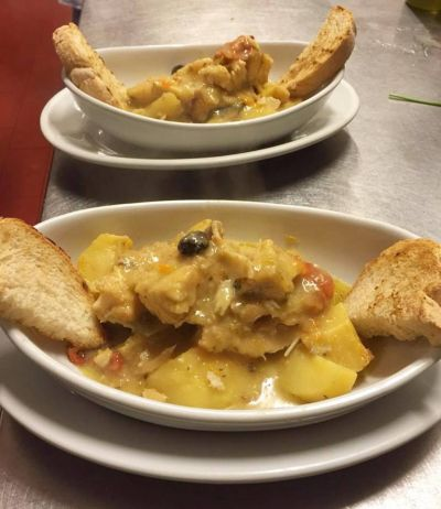 brodetto allanconetana ancona zuppa di pesce ancona