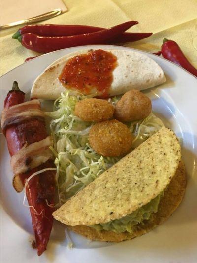 promozione cena offerta cena messicana il locale di guido