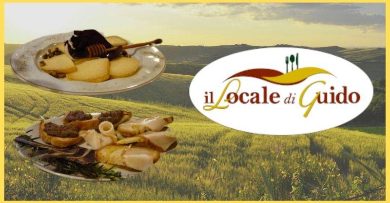 offerta ristorante con veranda esterna e tavoli all'aperto a Siena - IL LOCALE DI GUIDO