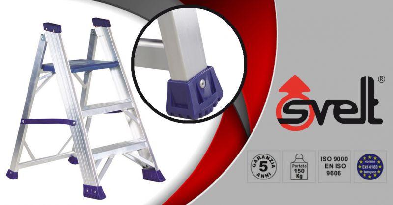 SVELT SPA - Offre en ligne du modèle d'échelle PUNTO S, une gamme de produits sûrs fabriqués en Italie