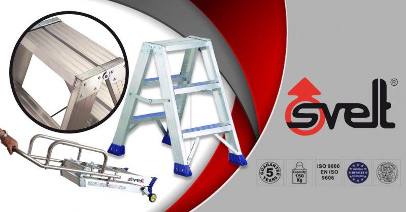 SVELT SPA - Online sale offer model PUNTO S range safe production made in Italy