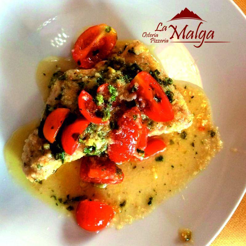LA MALGA offerta menu degustazione 30 euro - promo degustazione piatti tradizione bergamasca