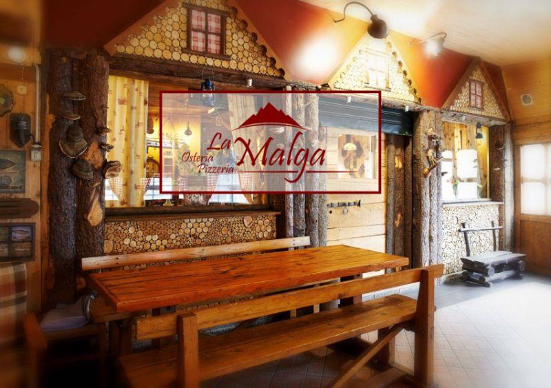 LA MALGA offerta menu gruppi festa - promozione ristorante per gruppi menu fisso