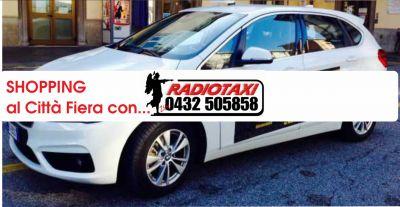 offerta radio taxi citta fiera ud promozione radio taxi udine