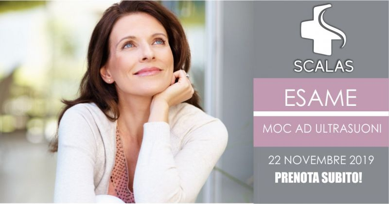 Farmacia Scalas Serramanna - offerta esame MOC  ad ultrasuoni prevenzione osteoporosi