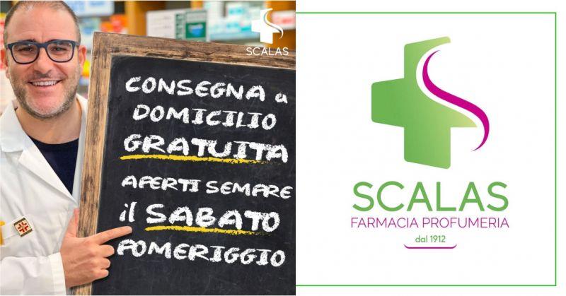 Farmacia Scalas Serramanna - offerta consegna a domicilio gratuita