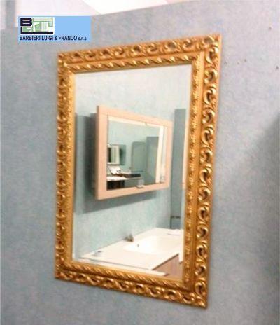 offerta vendita specchio barocco occasione vendita arredobagno barbieri snc