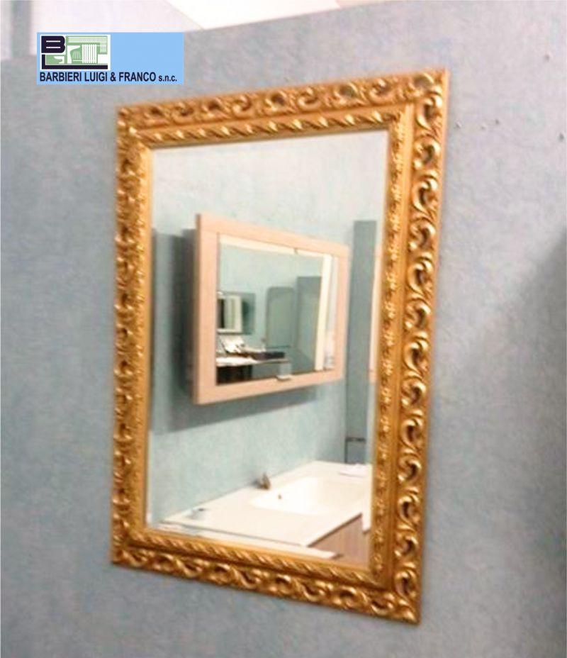 Offerta vendita specchio barocco occasione vendita for Arredo casa piacenza