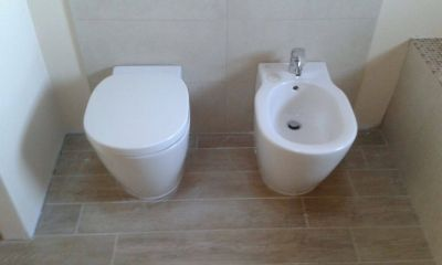 idraulico bagno caldaia gas