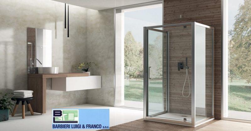 offerta vendita arredo accessori bagno - occasione box doccia attrezzati su misura a Piacenza