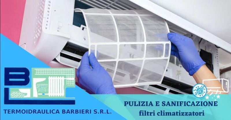 Offerta pulizia sanificazione filtri climatizzatore - occasione pulizia condizionatori Piacenza