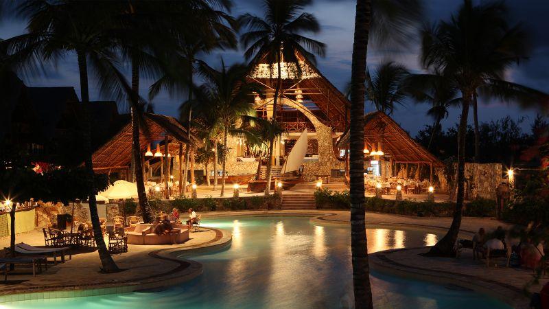 guki viaggi ti porta a zanzibar palumbo reef beach resort estate 2017