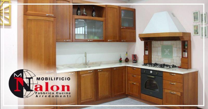 Offerte di cucine ad angolo con elettrodomestici - occasione cucina angolare in sconto Padova