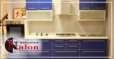offerta cucina moderna piccola lineare occasione vendita cucine artigianali scontate padova