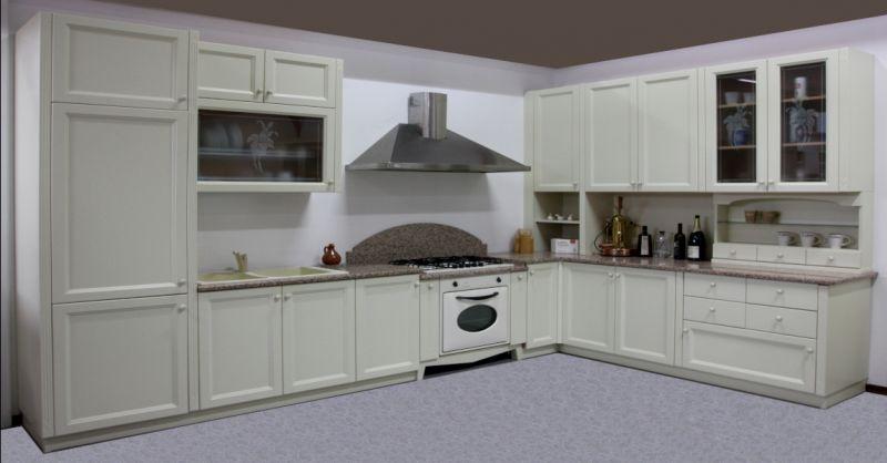 Occasione cucina angolare artigianale Padova - offerta realizzazione cucina su misura