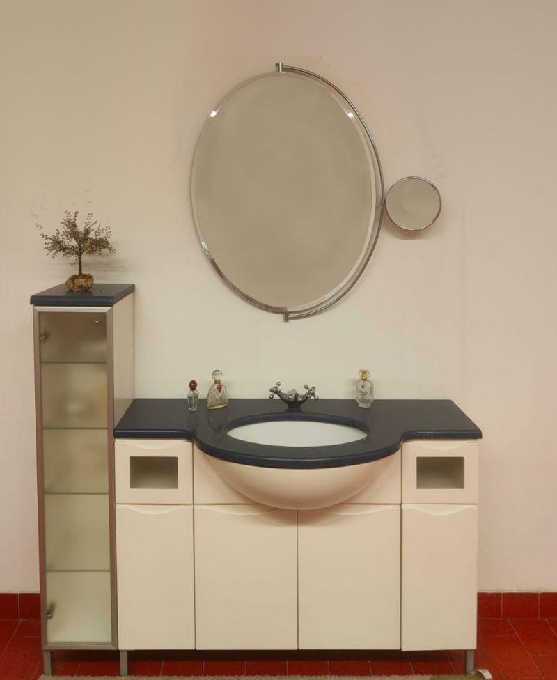 Promozione arredo bagno laccato bianco opaco PADOVA